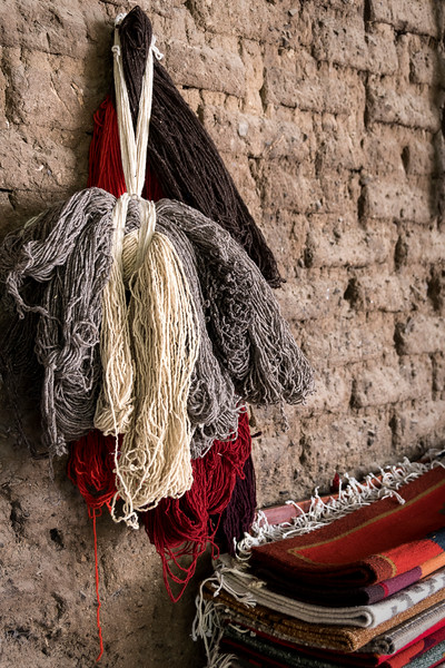 Zapotec Village Textiles