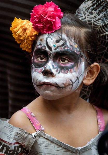 Dia de los Inocentes - Parades to Honor Deceased Infants and Children