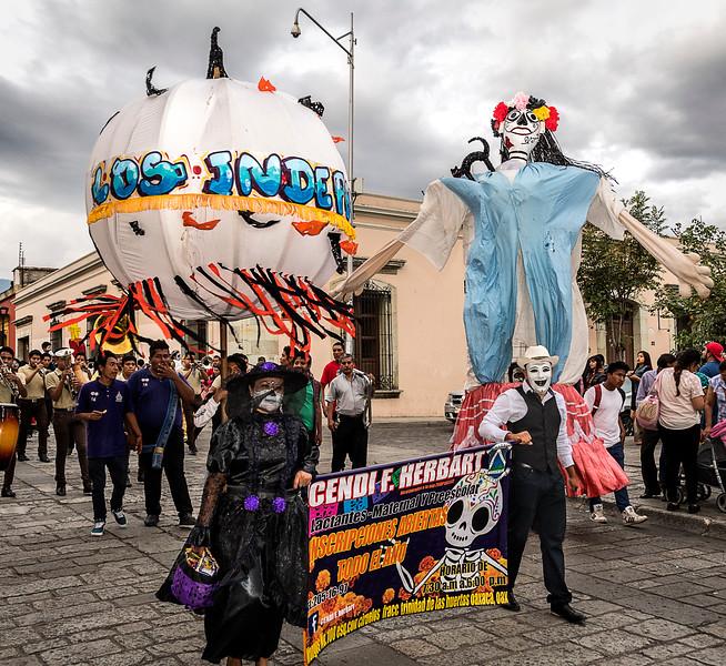 Calle Alcala Scenes