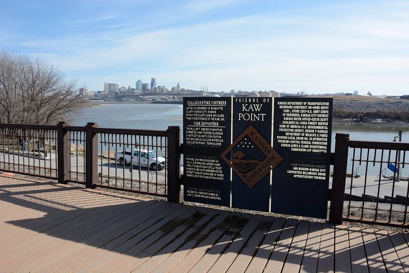 Kaw Point, Ks