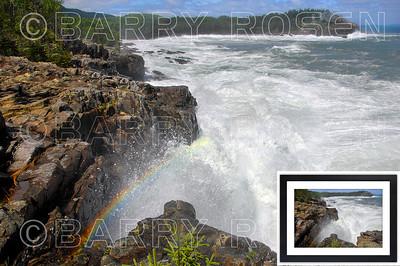 Wild Ocean MN9_0360 framed