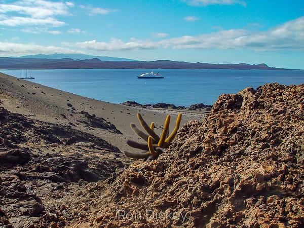 Scenic Galápagos Islands