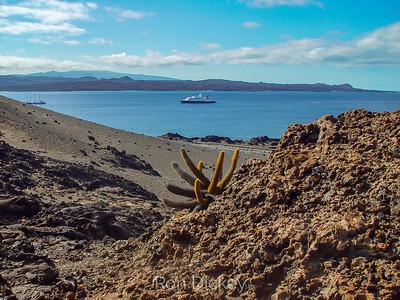 Scenic Galápagos Islands