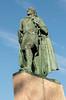 Reykjavik - Statue of Viking Leifur Eriksson