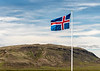 Golden Circle - Icelandic Flag