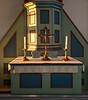 Videy Island - 18th Century Wooden Church