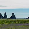 Reynisdrangar, mystic sea stacks