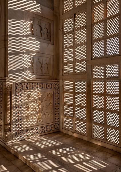 Taj Mahal - The Interior