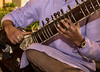 Sitar Player - Taj Mahal Hotel - New Delhi