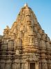 Ornate Jain Temple at Chittaurgarh