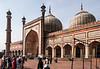 Jama Masjid Mosque - The Largest Mosque in India - Old Delhi
