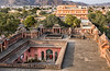 Palace of the Winds - View from the Top - Jaipur