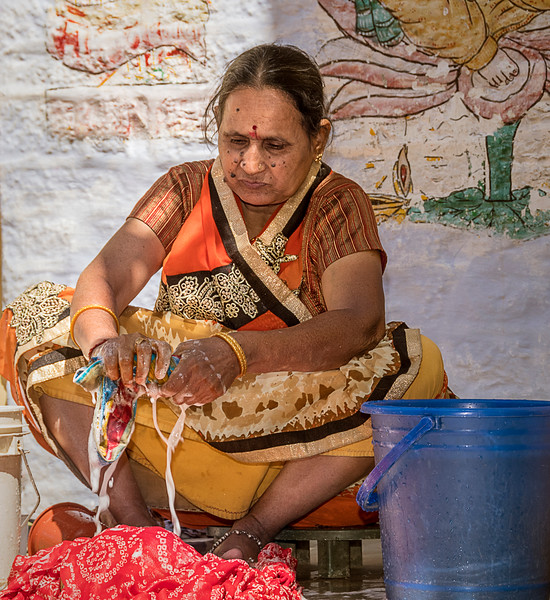 Jaisalmer Fort and Market