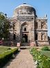 Lodi Garden - Shish Gumbad Tomb