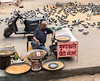 The Grain Seller - Palace of the Winds Market - Jaipur