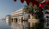 Hotels on Lake Pichola