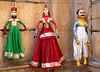 Classic Puppets in Jaisalmer Fort and Market