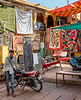 The Karma Cafe in Jaisalmer Fort and Market