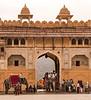 Amer (AKA Amber) Fort and Palace