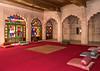 The Haram's Salon in Mehrangarh Fort - Jodhpur