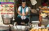 The Chicken Corner - Chandni Chowk Market - Old Delhi