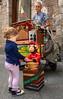 Street Scene - Siena, Italy