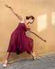 Ballerina of the Streets of Tuscany