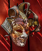 Carnival Mask - Burano, Italy