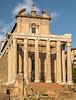 Temple of Antonius Pius - The Forum - Rome