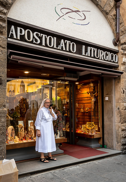 Florence Street Scenes