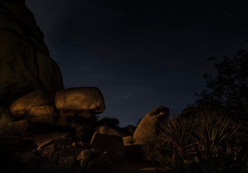 Joshua Tree National Park - Hidden Valley Nature Area