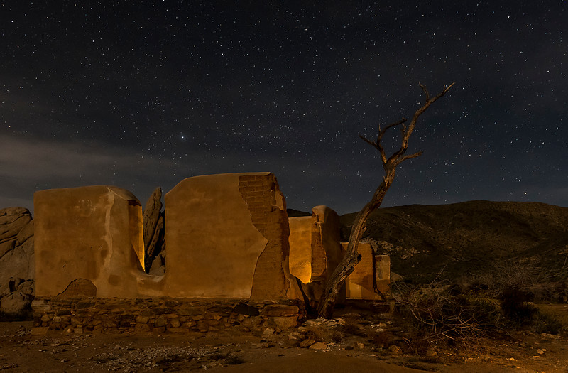 Joshua Tree National Park - Ryan Ranch