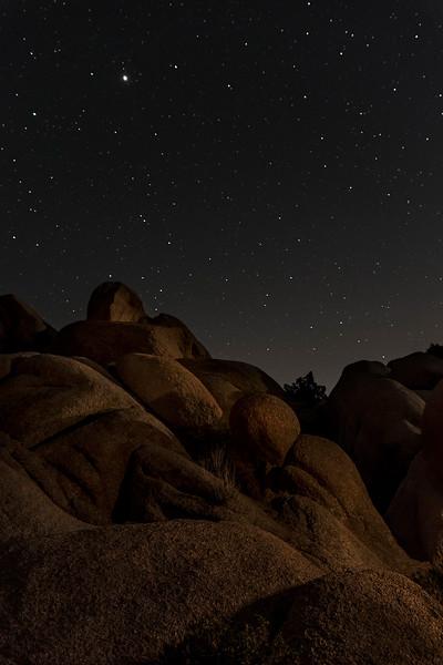 Joshua Tree National Park - Skull Rock Area