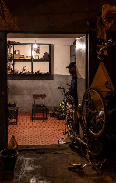 Alleys of Marrakech