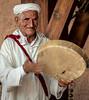 Musician at the Hotel Xaluca Dades