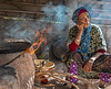 Bread Making at Kasbah du Toubkal