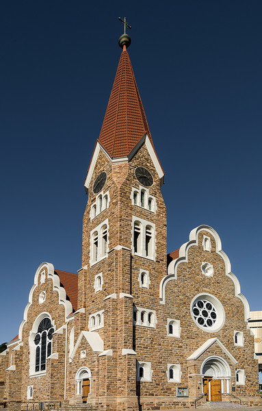 Christuskirche Lutheran Church _ Windhoek