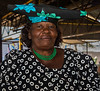 Herero Woman at the Oshetu Community Market