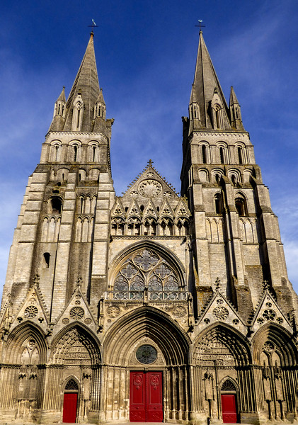 Bayeux Cathedral Notre Dame