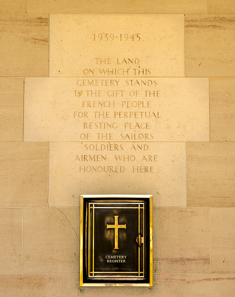 Bayeux British War Cemetery