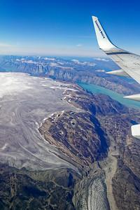 Greenland vista.