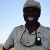 Our boat guide, Moja