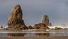 Cannon Beach -  Seastacks at Haystack Rock - Oregon Coast