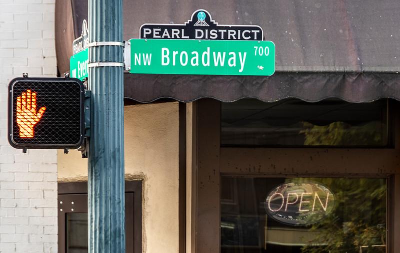 The Pearl Distric - Portland