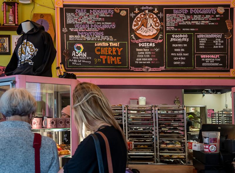 Voodoo Doughnut - Portland