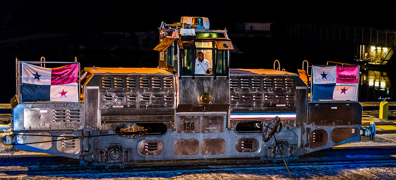 Gatun Panama Canal Transit