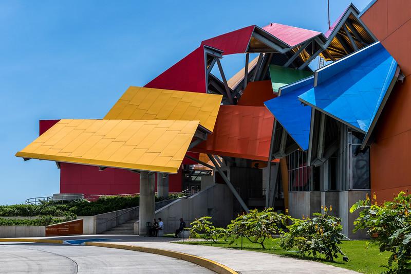 Frank Gehry Biomuseum - Panama City