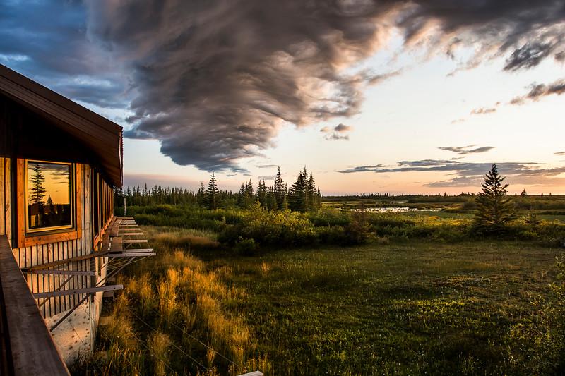 Susnet at Nanuk Polar Bear Lodge