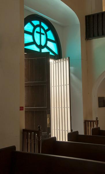 Puerto Rico 2013 - Old San Juan - Church of San Francisco de Asi