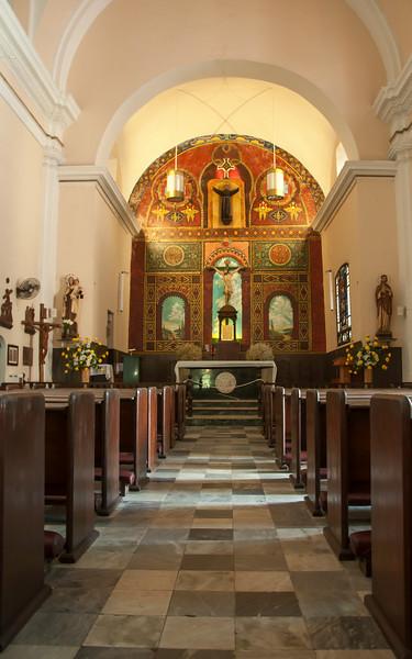 Puerto Rico 2013 - Old San Juan - Church of San Francisco de Asis